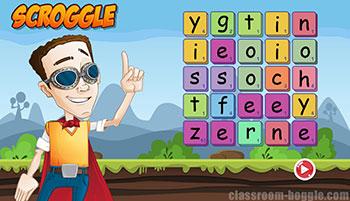 online boggle game
